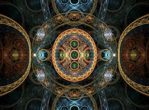 Fractal Pattern Royalty Free Stock Image