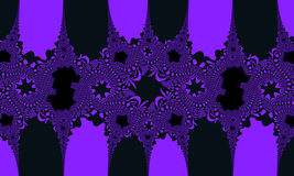 Fractal pattern Stock Photo