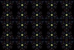 Fractal pattern Royalty Free Stock Photo