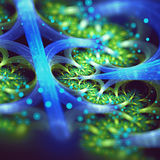 Fractal Realm Royalty Free Stock Images