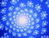 fractal spirali Zdjęcia Royalty Free