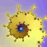fractal spirali Fotografia Royalty Free