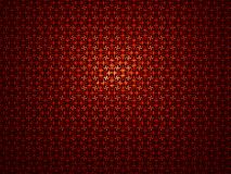 Fractal Swastika Pattern Royalty Free Stock Images