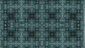 Fractal symetrii wzór (Julia ustawia) Zdjęcia Royalty Free
