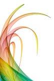 fractal tła Obrazy Royalty Free