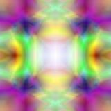 fractal tła plamy kwiat spojrzenie lubi spojrzenia s Fotografia Stock