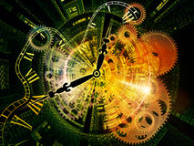 Fractal Time Stock Photography