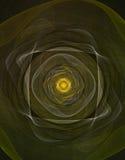 fractal tonnel Zdjęcie Stock