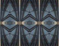 Fractal van de spoorweg Royalty-vrije Stock Afbeelding