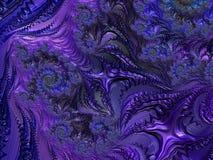 Fractal veelkleurige beelden Royalty-vrije Stock Foto's