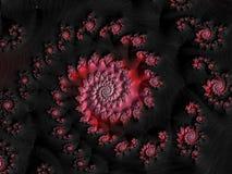 Fractal veelkleurige beelden Stock Fotografie