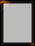 Fractal-Zeichen lizenzfreie stockbilder