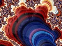 fractale illustration stock