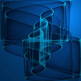 Fractale abstraite Photo stock