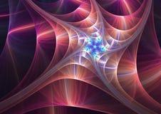 Fractale abstraite Image libre de droits