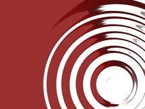 Fractale - disque sain Images stock