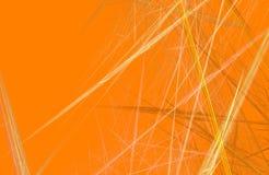 Fractale - lame Image libre de droits