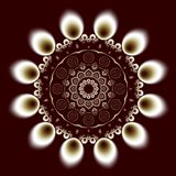 Fractales Photos libres de droits