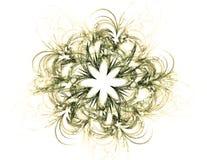 fractales Image libre de droits