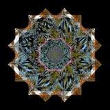 fractalfund Royaltyfri Fotografi
