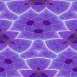 Fractalhintergrund, nahtloses Muster stock abbildung