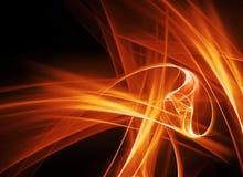 fractalinferno Royaltyfria Bilder