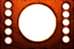Fractalius circles. Stock Photos
