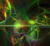 Fractalmodell Arkivbilder