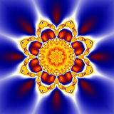 Fractals Royalty Free Stock Images