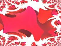 fractals moebius Fotografia Stock