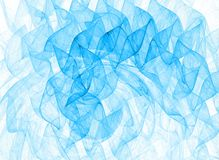 Fractals Water Design Background Royalty Free Stock Photo