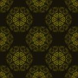 Fractalzusammenfassungsspiralen-Formhintergrund Stockbilder