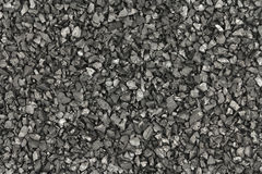 fraction of crushed coal  background Stock Images