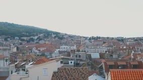 Fractionnement, Croatie banque de vidéos