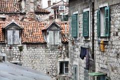 Fractionnement, Croatie photos libres de droits