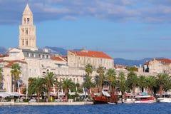 Fractionnement, Croatie images stock