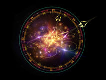 Fractions of Time Royalty Free Stock Photography