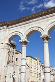 Fractura, Croatia Imagen de archivo