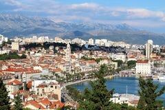 Fractura, Croatia Foto de archivo libre de regalías
