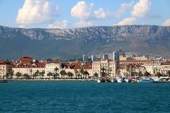 Fractura, Croatia Imagen de archivo libre de regalías
