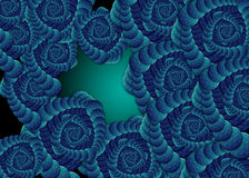 Fractured Fractals Royalty Free Stock Photos