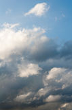 Fractus chmury Obraz Royalty Free