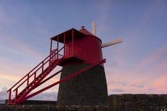 Frade Windmill royalty free stock image