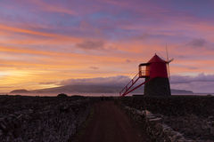 Frade Windmill Stock Images