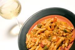 Fradiavolo van garnalen Stock Foto