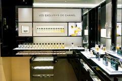 Fragancia de Chanel foto de archivo