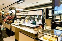 Fragancia de Chanel fotos de archivo