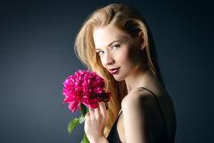Fragancia de la flor fotos de archivo libres de regalías