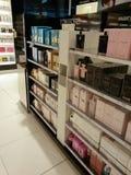 Fragancia y boutique de los olores fotos de archivo