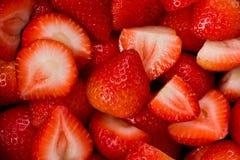 fragaria ananassa φράουλες Στοκ εικόνα με δικαίωμα ελεύθερης χρήσης